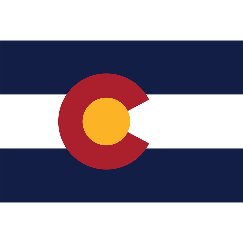 Colorado Flags - Made in the USA!