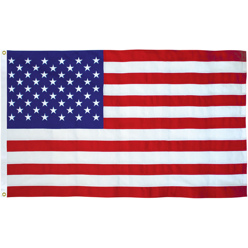 US Flags - Made in the USA!