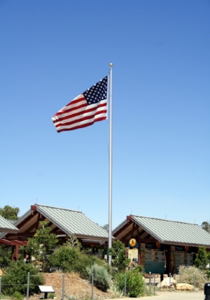 US silver pole at park.jpg