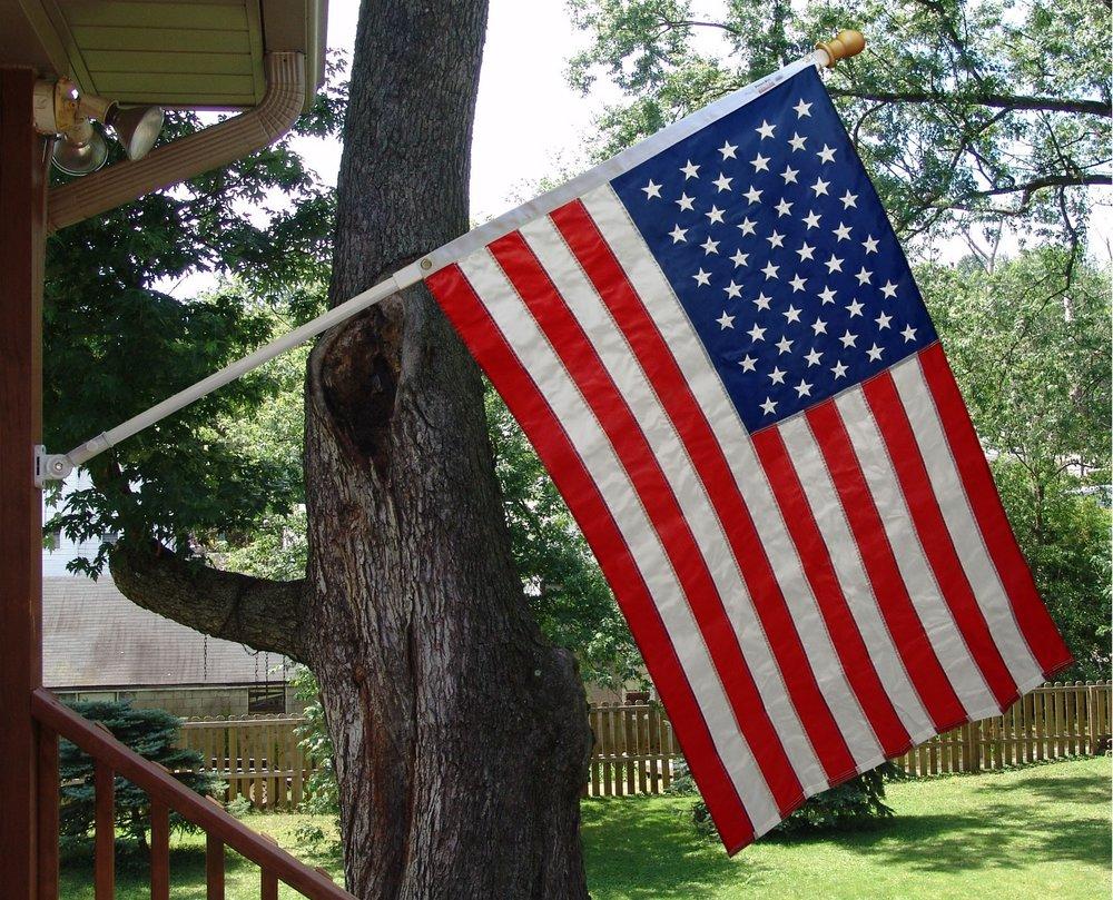 residential flag kit