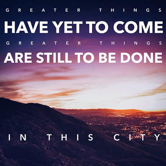 #God #utah #light #city #lyrics