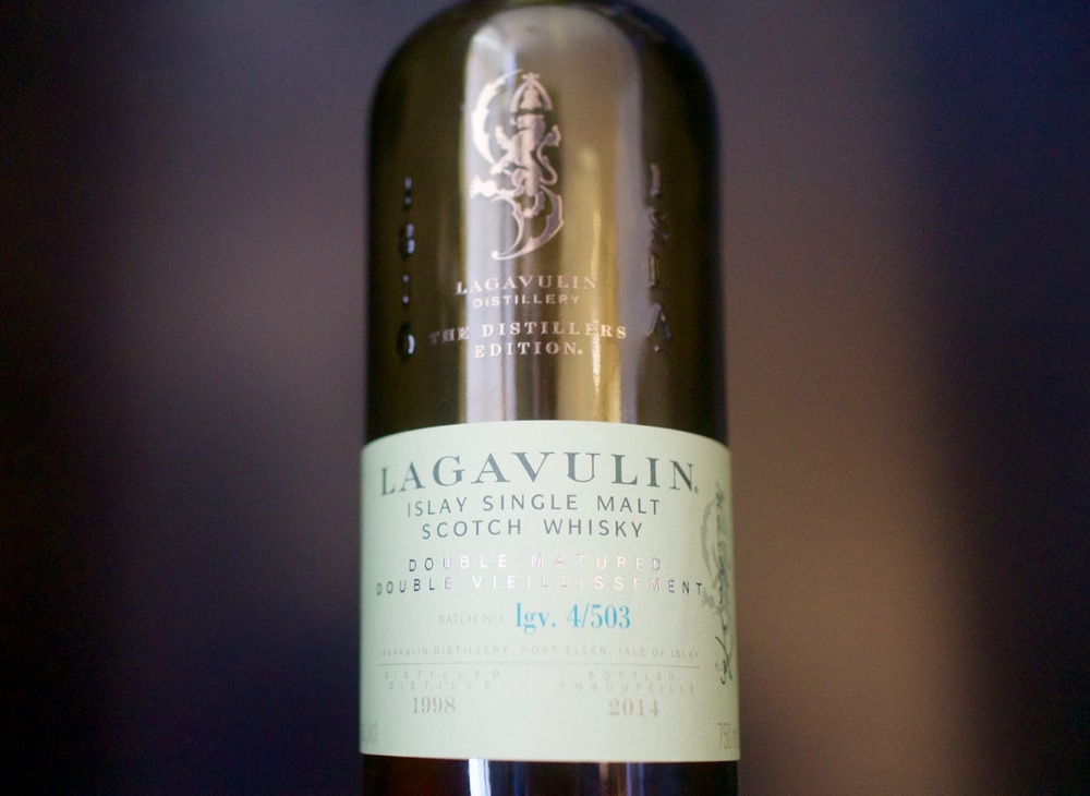 Matured review double Lagavulin