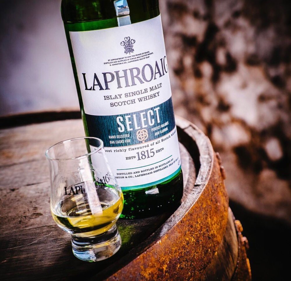 Photo provided by Laphroaig