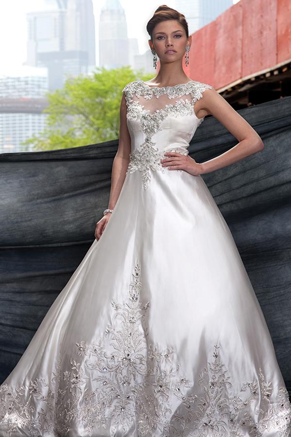 Stephen yearick mon amie bridal salon for Mon amie wedding dresses
