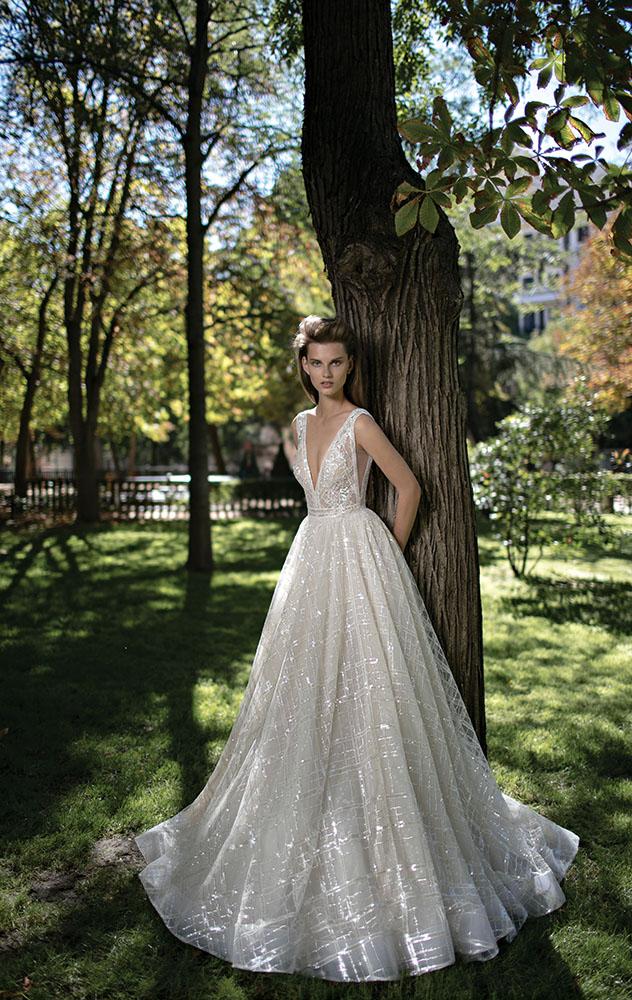 Mon Amie Bridal Salon — Berta