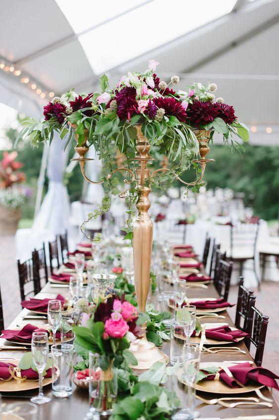 Rose Wedding Decorations