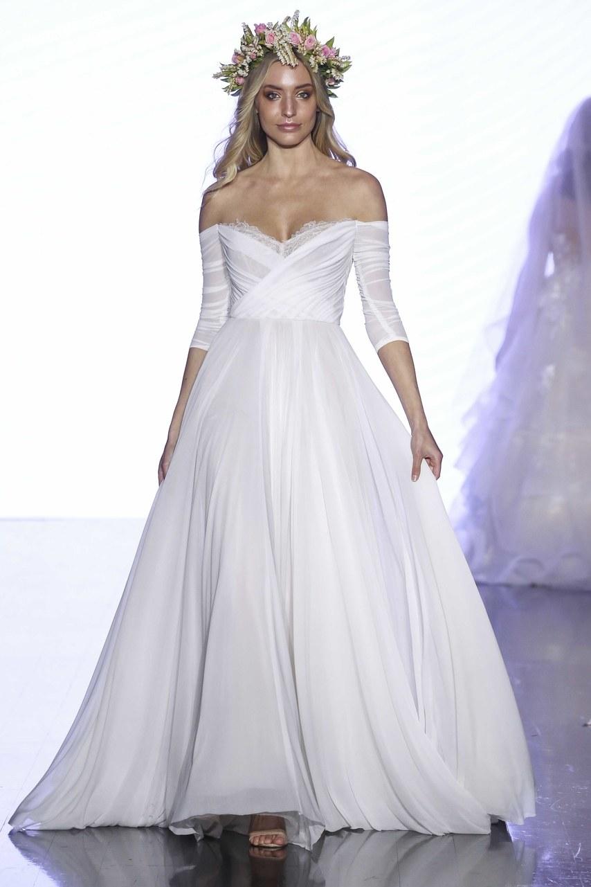 c60becf9f40 Mon Amie Bridal Salon — BRIDAL FASHION WEEK - WTOO   WILLOBY