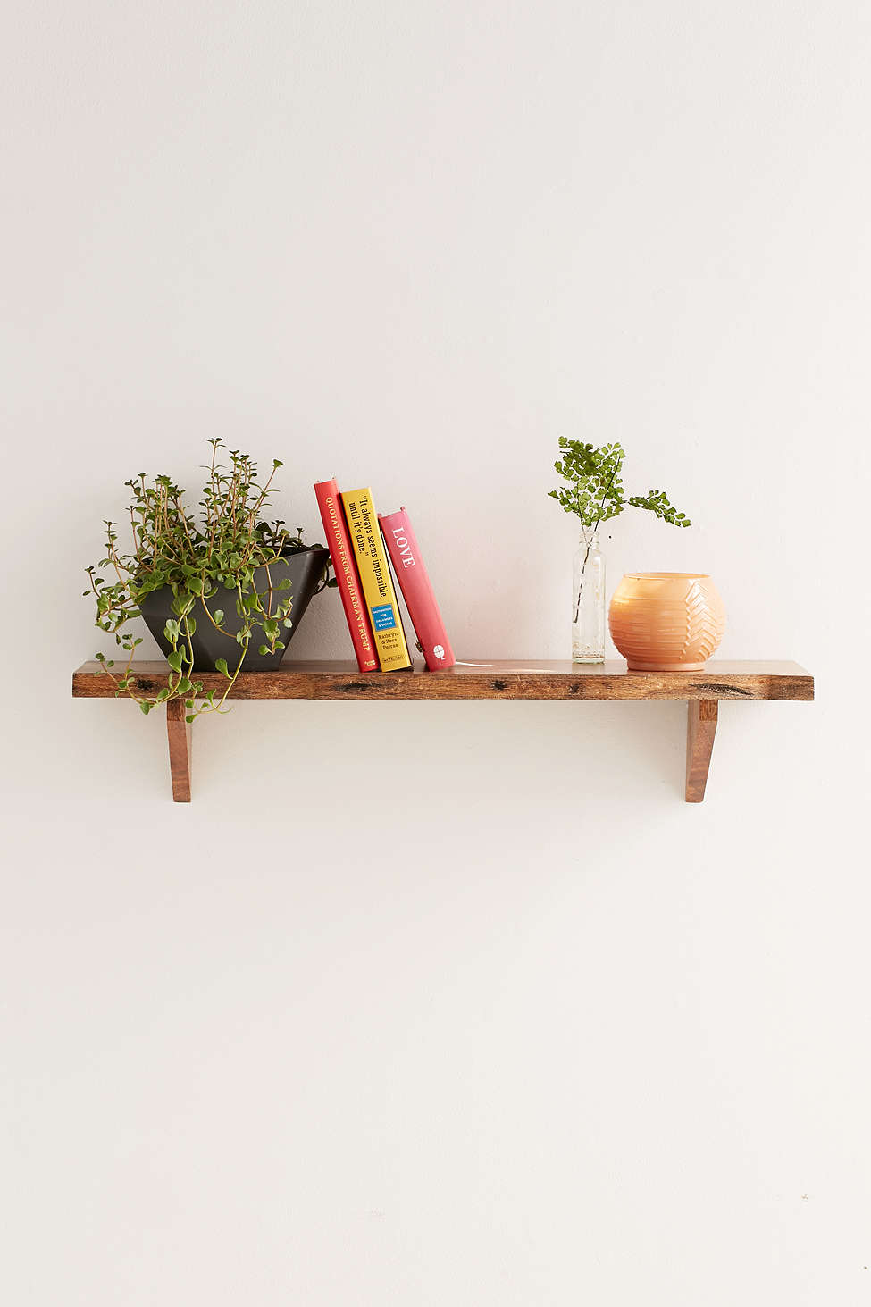 """Sieger"" Wood Shelf"