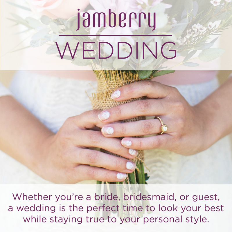 Booth Spotlight: Jamberry Nails — Naples Bridal Expo