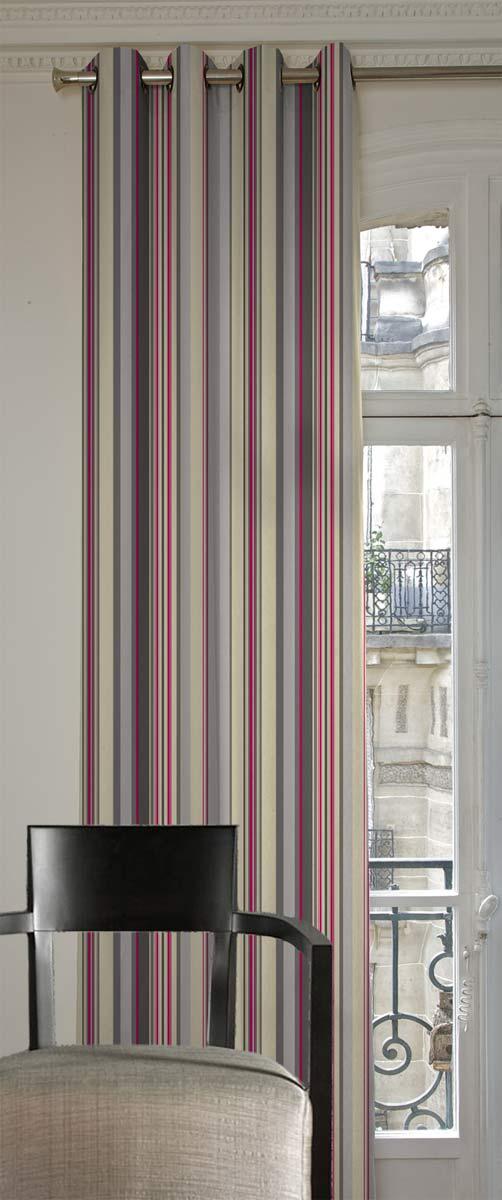 manon 11 coloris rideaux rive gauche. Black Bedroom Furniture Sets. Home Design Ideas