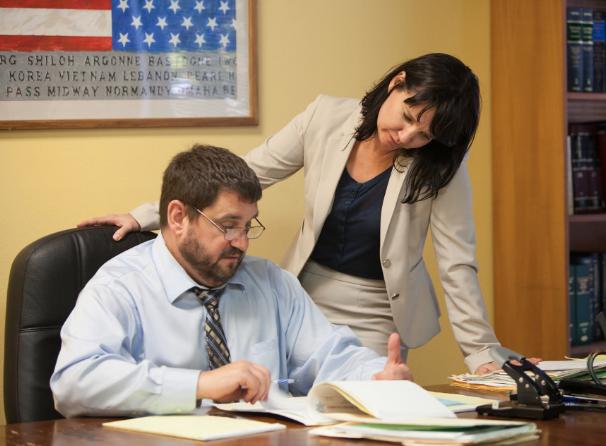 Elizabeth Latimer and Kevin Sears, Attorneys
