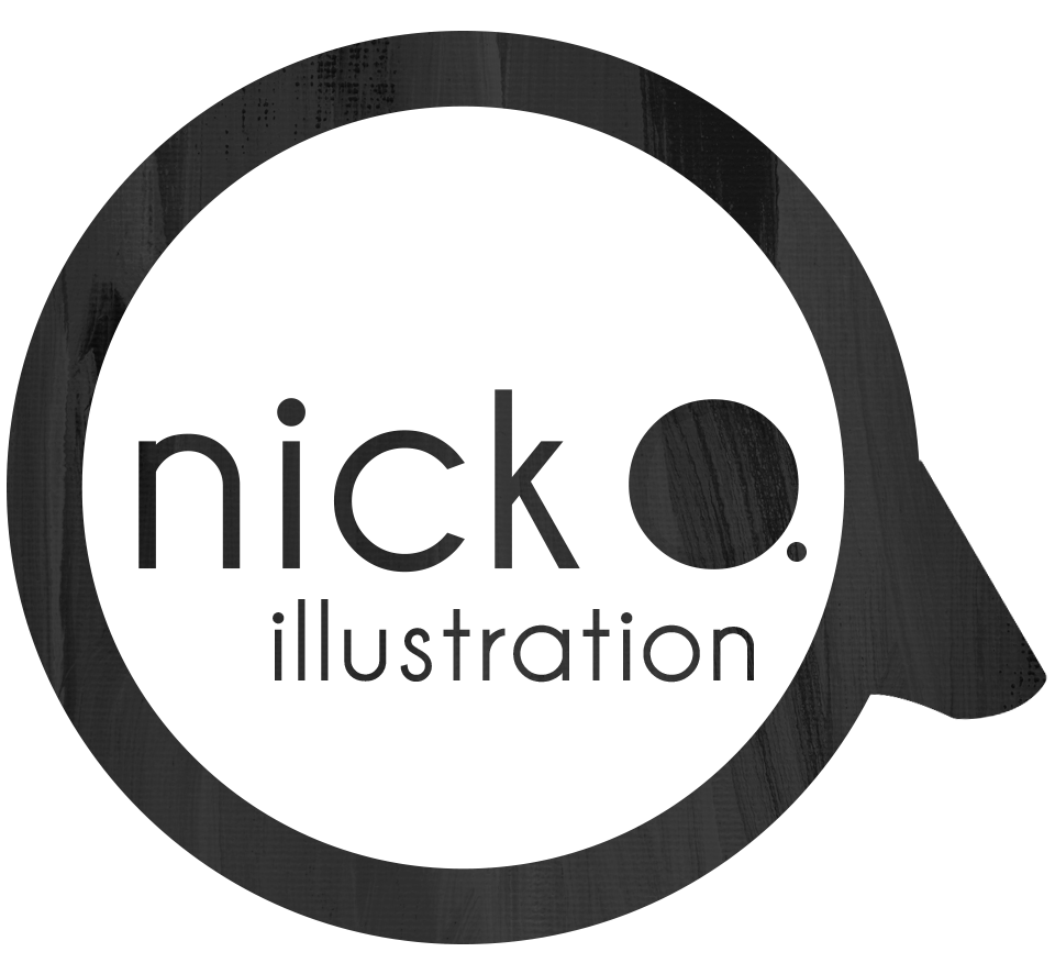 Nick O Illustration