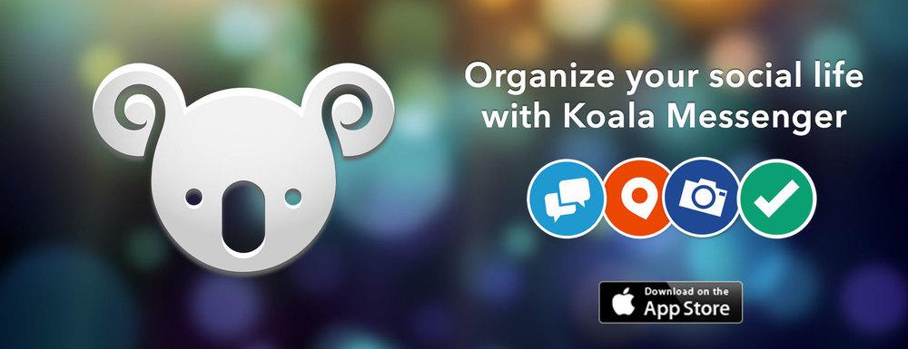 Koala Messenger, Mobile App