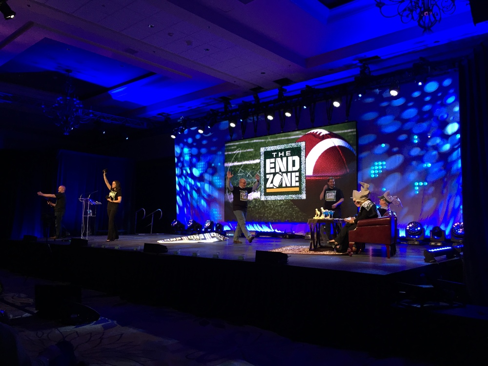 CMG Leadership Conference, Shark Tank  March 2015