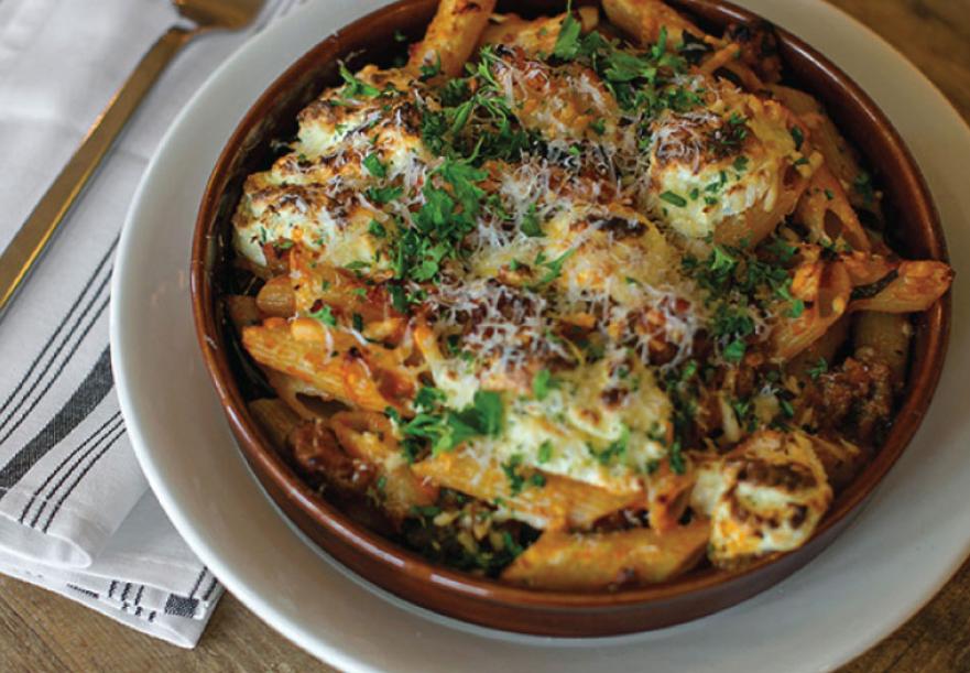 Italic, Dish