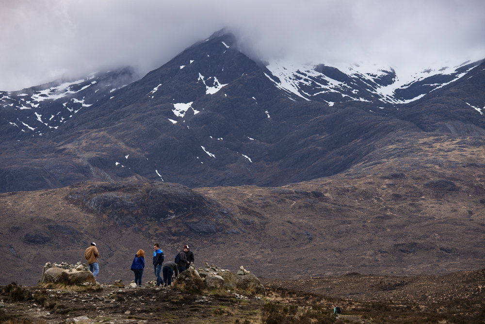 Black Cuillins, Highlands, Scotland