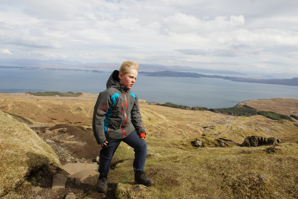 Hike: Man of Storr