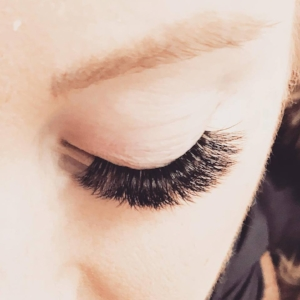Volume Lash Full Set by Expert Lash Artist Amy.