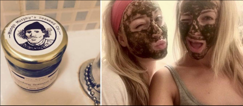 PipaCross_MakeupArtist_MungoMurphy_SeaweedFaceMask_Review