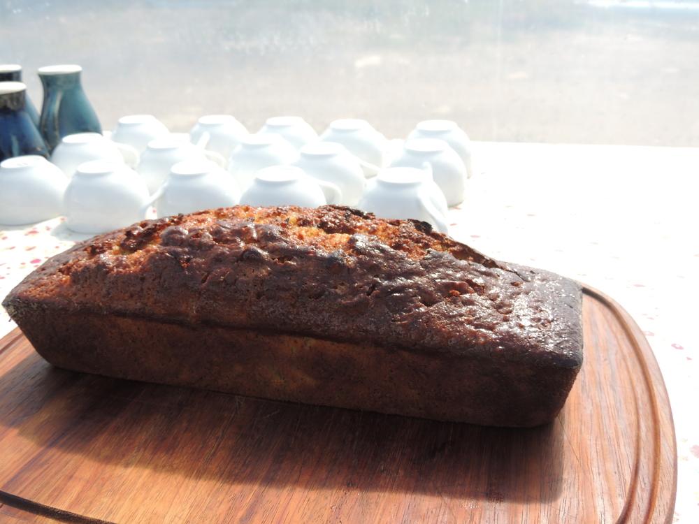 Sea Spaghetti - Pound Cake