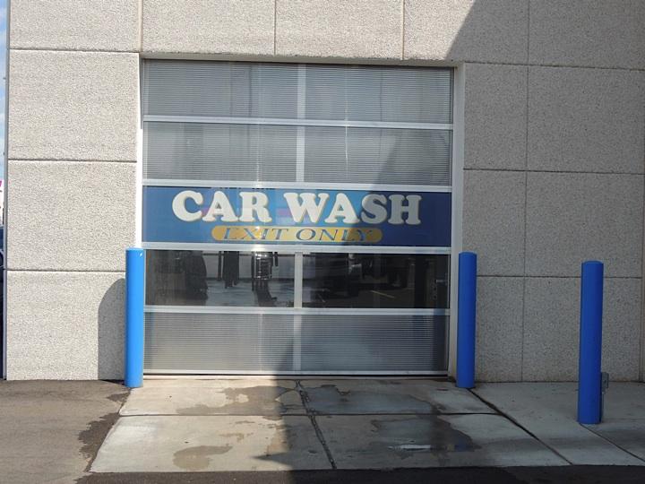 Carwash Door 1.jpeg & Carwash Doors u0026 Openers u2014 Lake Country Door