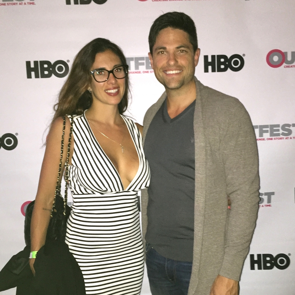 Red Carpet at Outfest