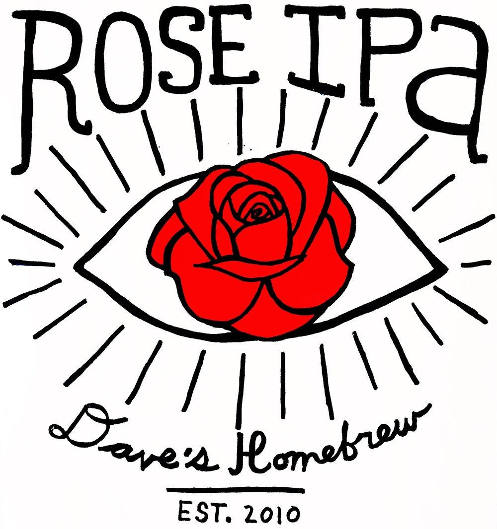 Ian Valor - Rose IPA