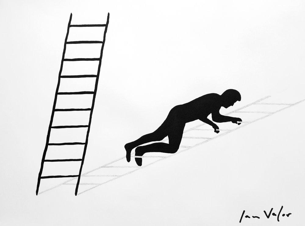 Shadow Ladder , 2017