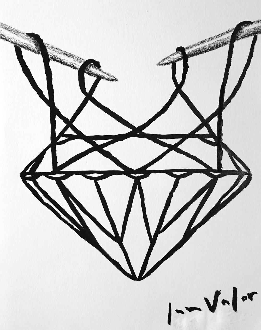 The Knit Diamond , 2016