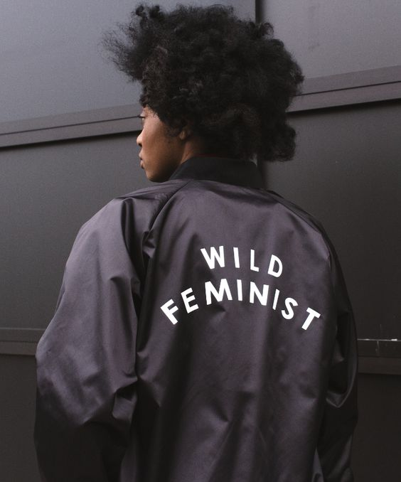 Still feeling all sorts of fired up from this past weekend. (Image + jacket via Wildfang).