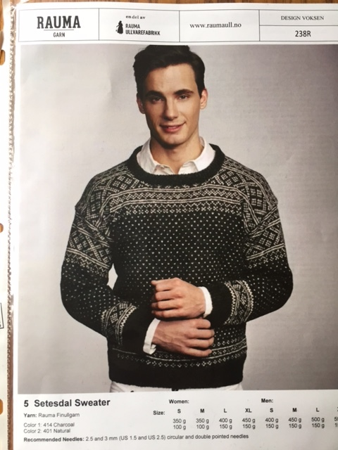 Knitting Patterns Norskein Knitting Supply