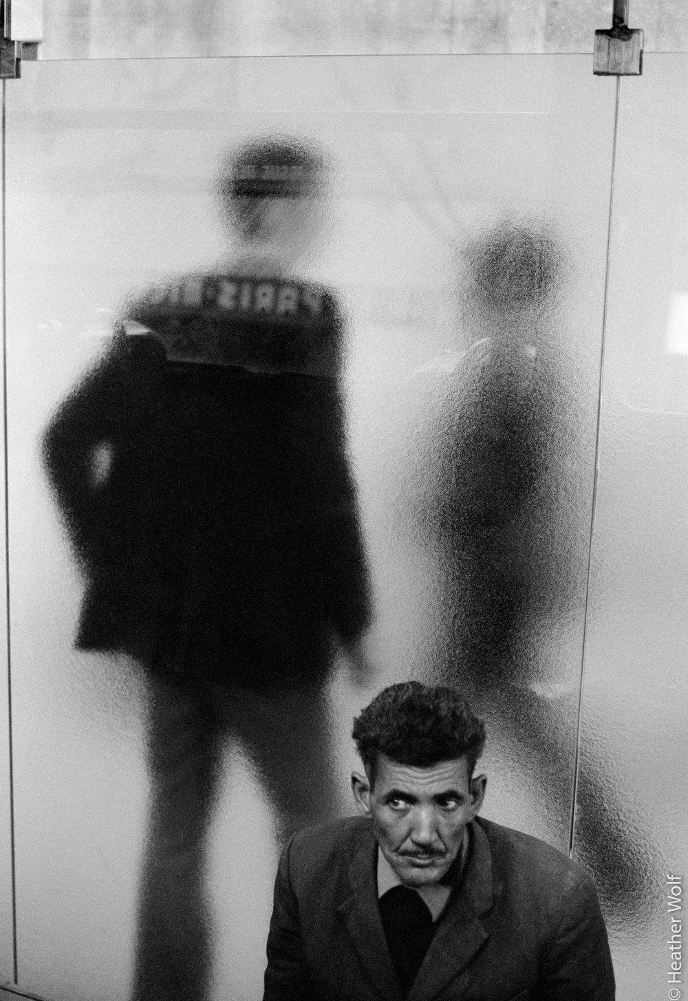Arab Man at Bus Stop.jpg