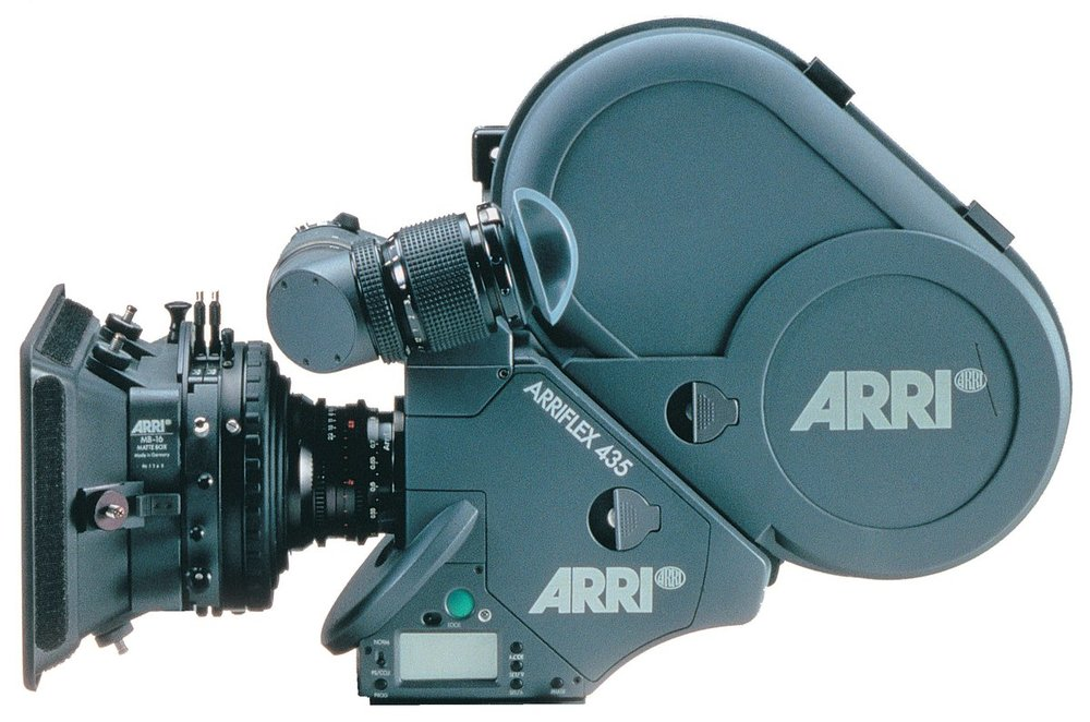 ARRI 435ES  - 2-Perf Movement