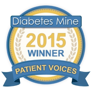 So excited to be attending the DiabetesMine conference as one of the patient advocates in November 2015. Click the badge to learn more about DiabetesMine and the patient advocates