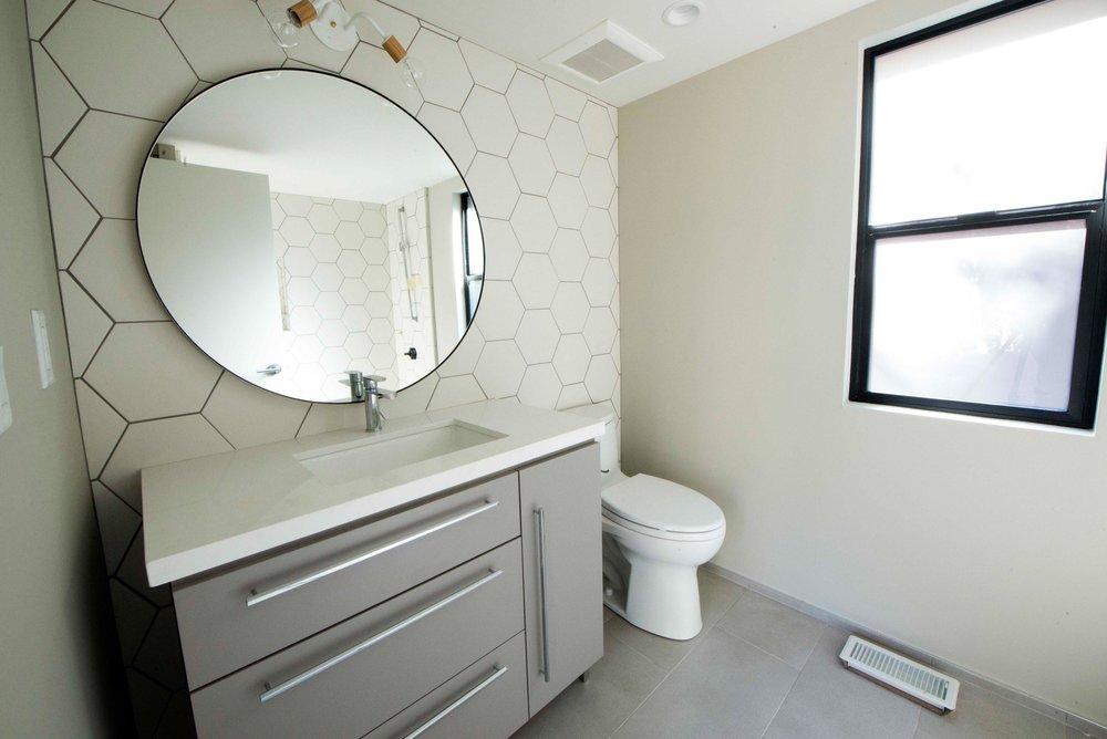 Modern Custom Bathroom