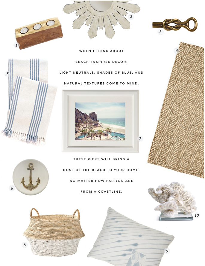 Kelly Christine Studio Beach Finds