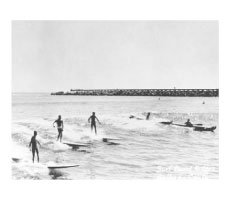 Surfers Retro Photo $19
