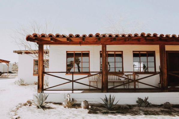 The Joshua Tree House on Natalie Catalina