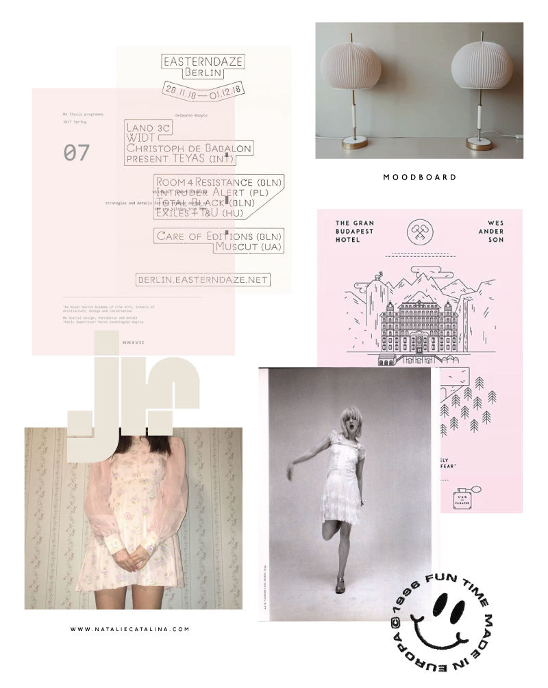 Moodboard, on Natalie Catalina