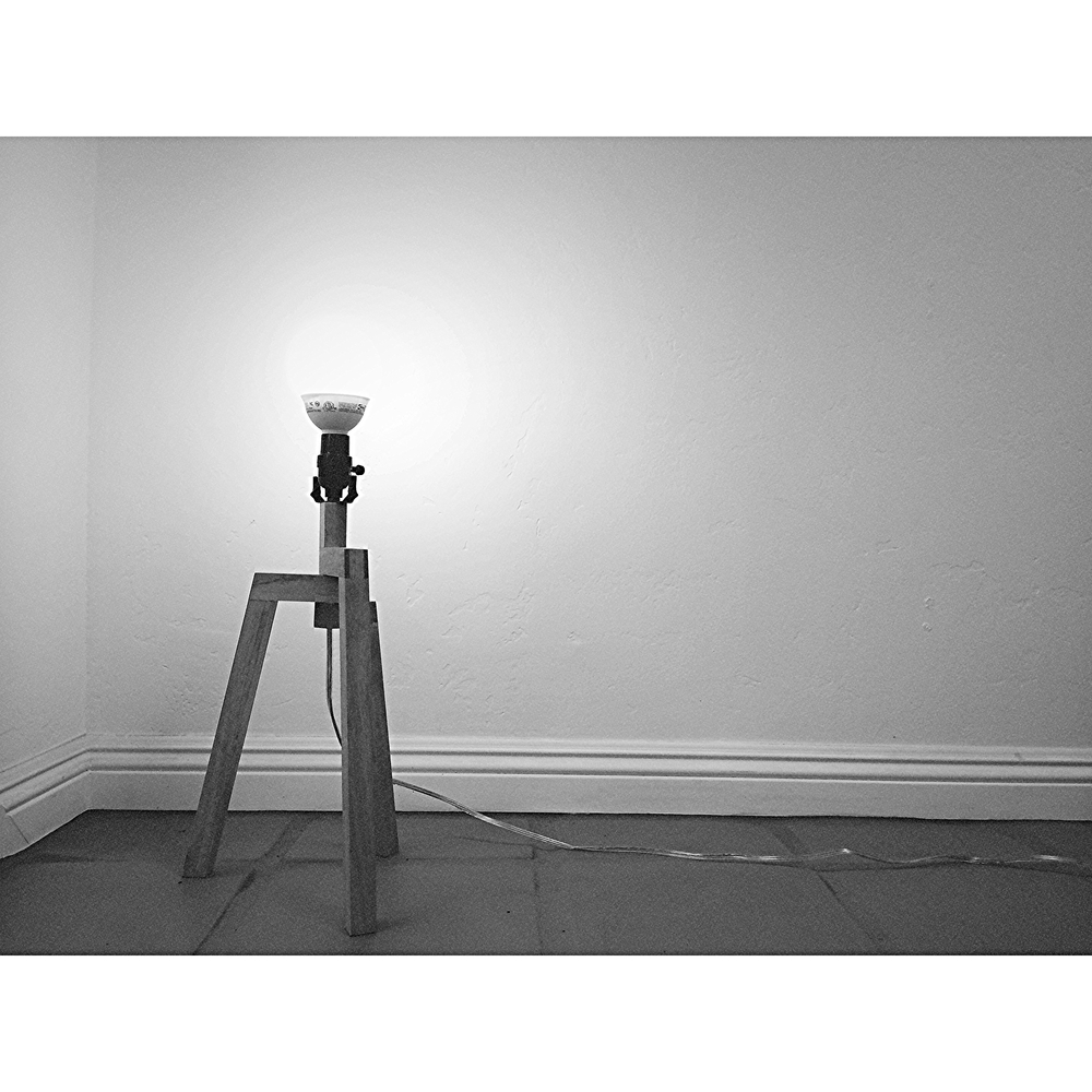 Target Threshold Tripod Lamp Base
