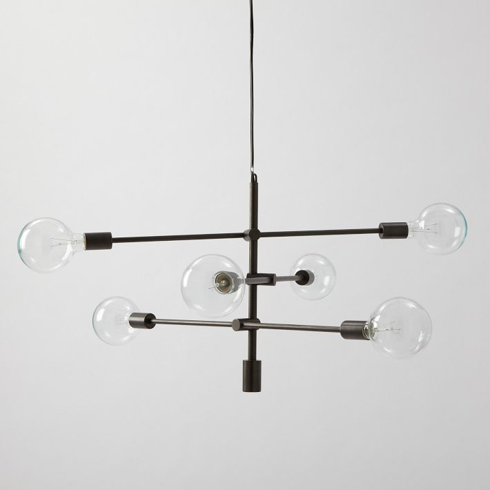 West Elm Mobile Chandelier