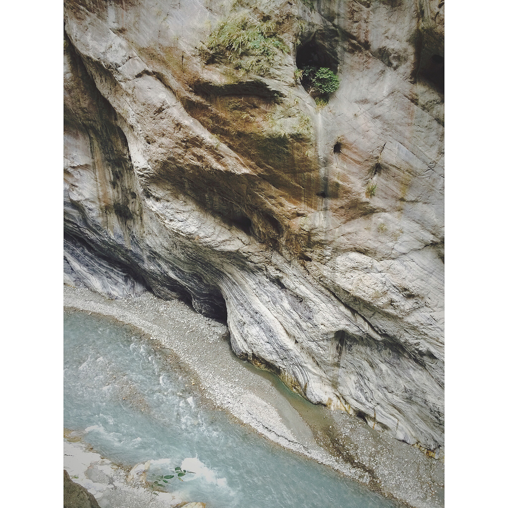 marble mountains, taroko gorge