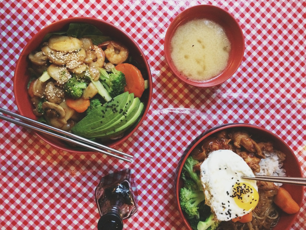 Korean fusion deliciousness @ Koriente