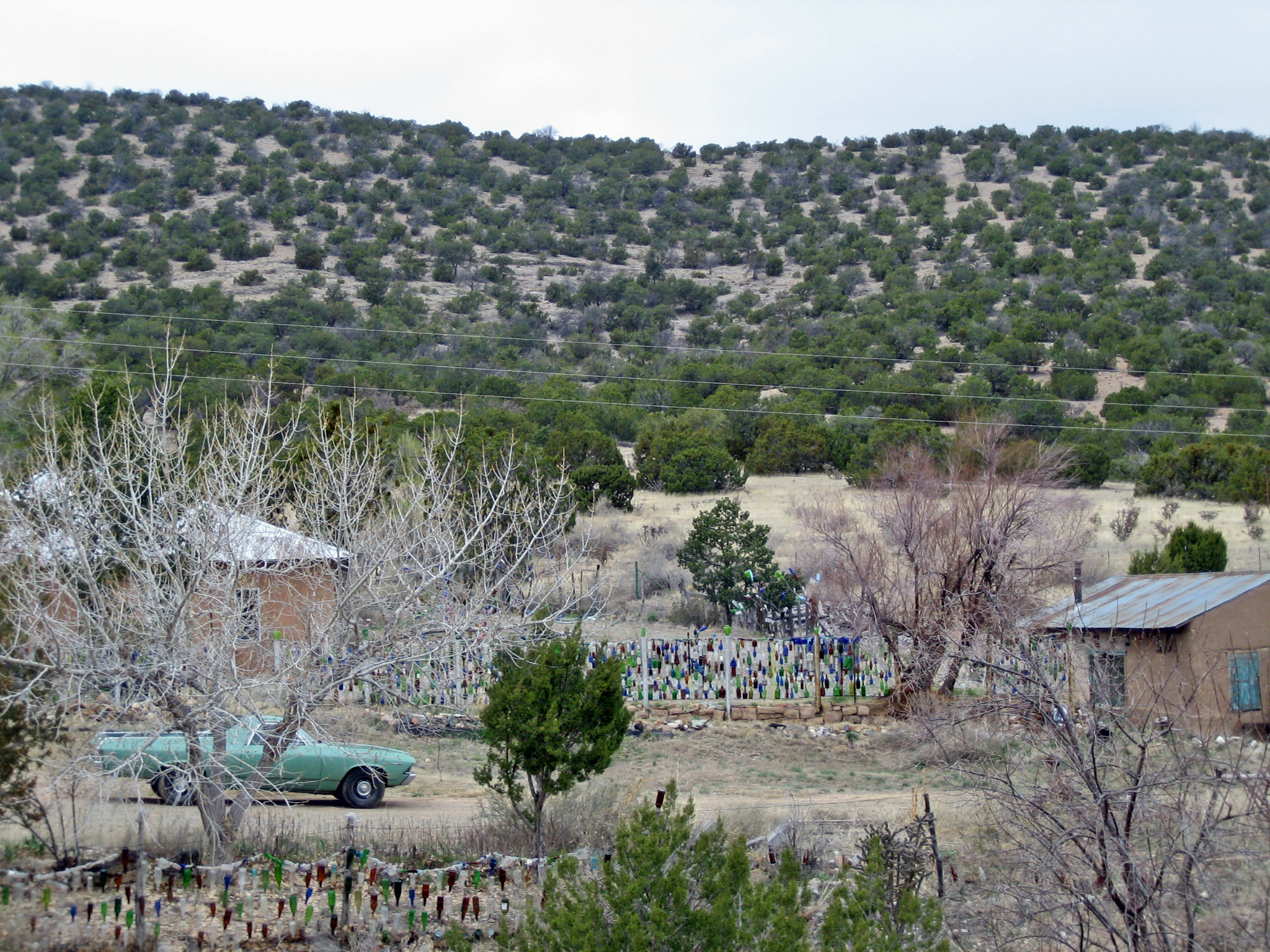 033007 Along the Turquoise Trail 01