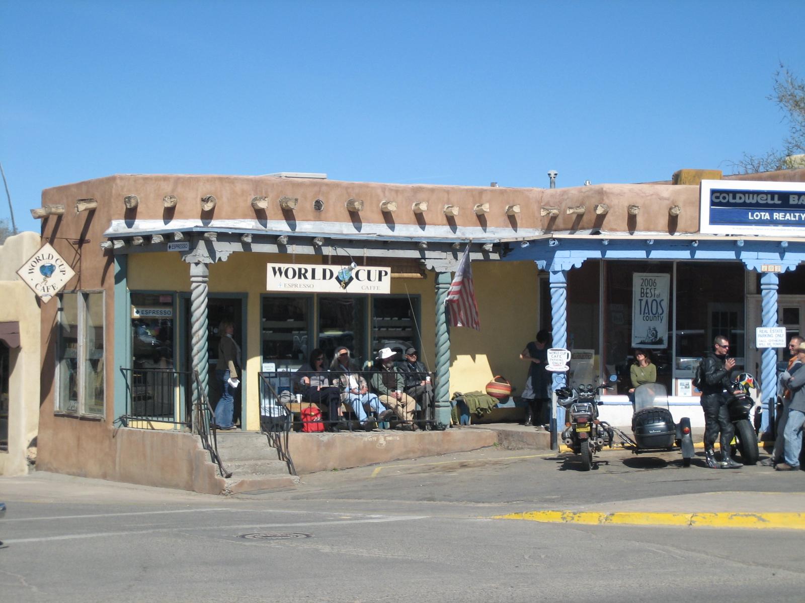 033107 Taos Coffee Shop