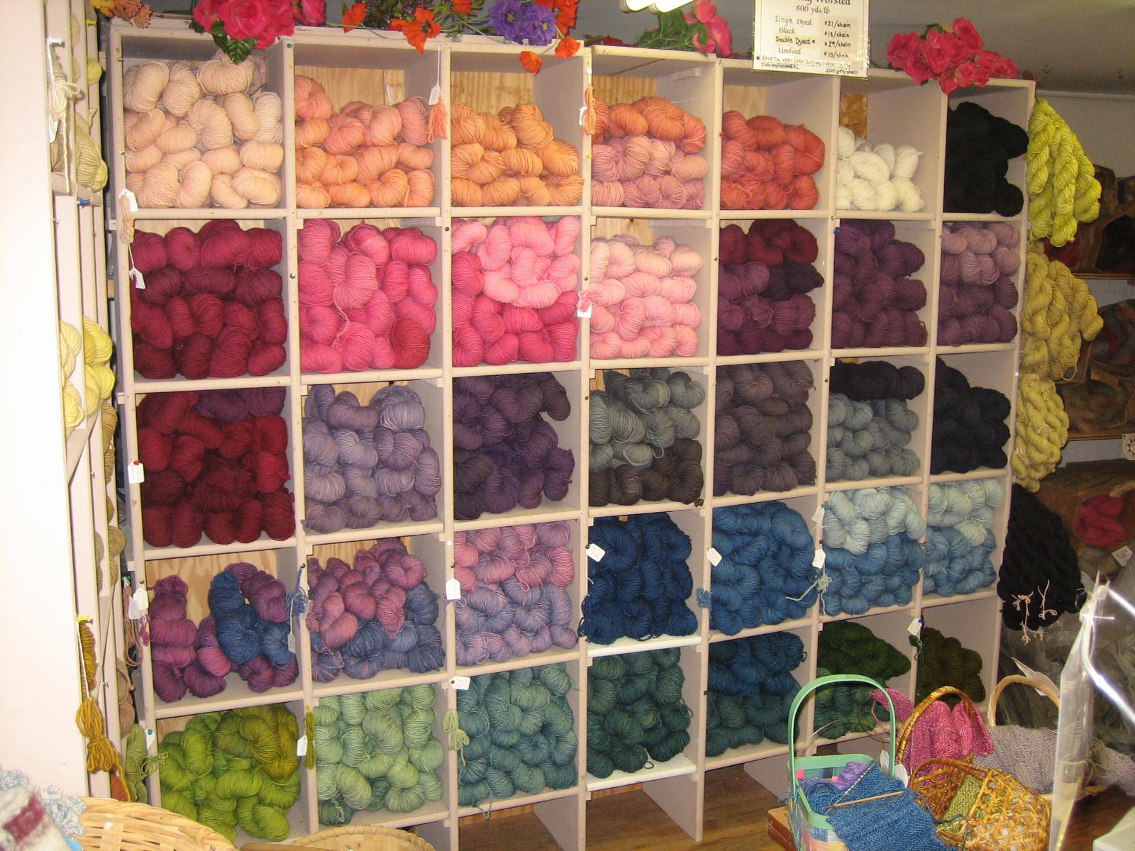 033107 La Lana Wools