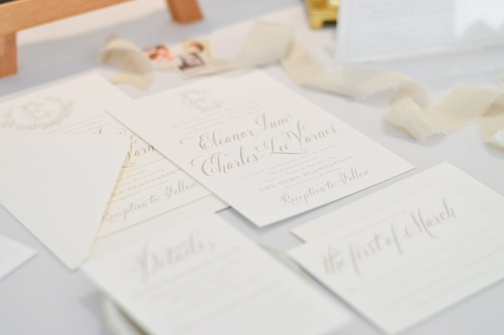 wedding invitation design layout