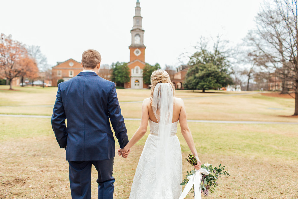 white wedding dress birmingham al veil samford university bride and groom