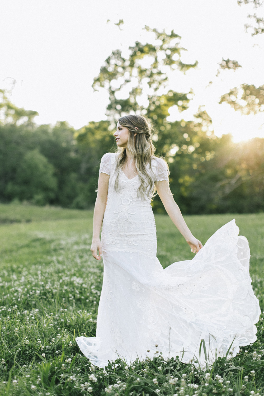 white wedding dress alabama wedding