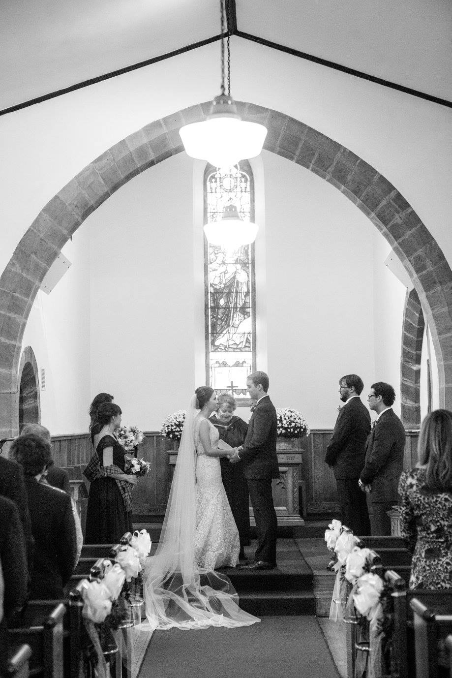 scotland ceremony exchanging vows scottish chapel